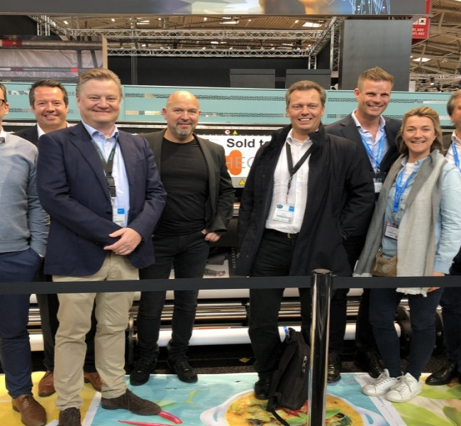 Belgian wide format print business snaps up Fujifilm's Acuity Ultra